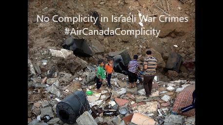 #aircanadacomplicity